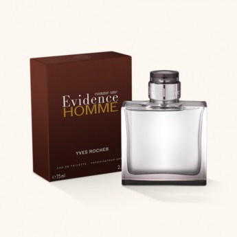 EVIDENCE HOMME EDT 75мл