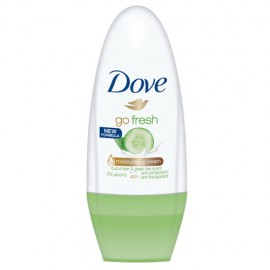 Dove рол-он Go Fresh, с краставица и зелен чай, 50 мл