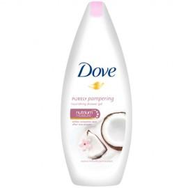 Dove Душ гел Purely Pampering подхранващ за тяло с кокосово мляко и жасмин 250 мл