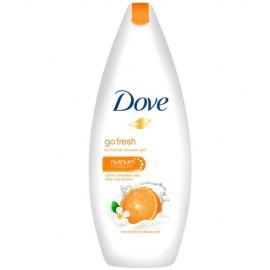 Dove Душ гел Go Fresh ревитализиращ за тяло с мандарина 250 мл