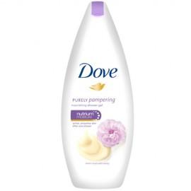 Dove Душ гел Purely Pampering подхранващ за тяло с нежен крем и божур 250 мл