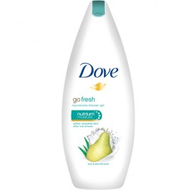 Dove Душ гел Go Fresh Подхранващ за тяло с круша и алое вера 250 мл