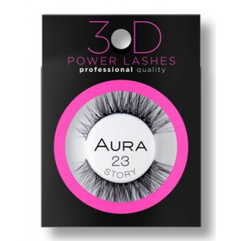 No 023 3D МИГЛИ POWER LASHES- STORY