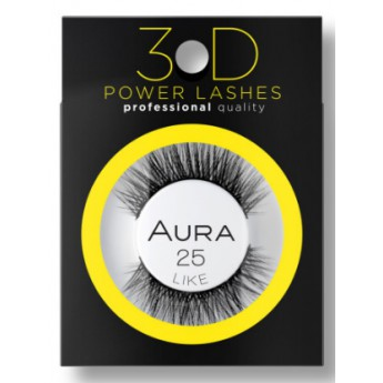 No 025 3D МИГЛИ POWER LASHES- LIKE