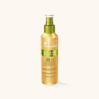 SOLAIRE SPF30 Спрей масло 150мл
